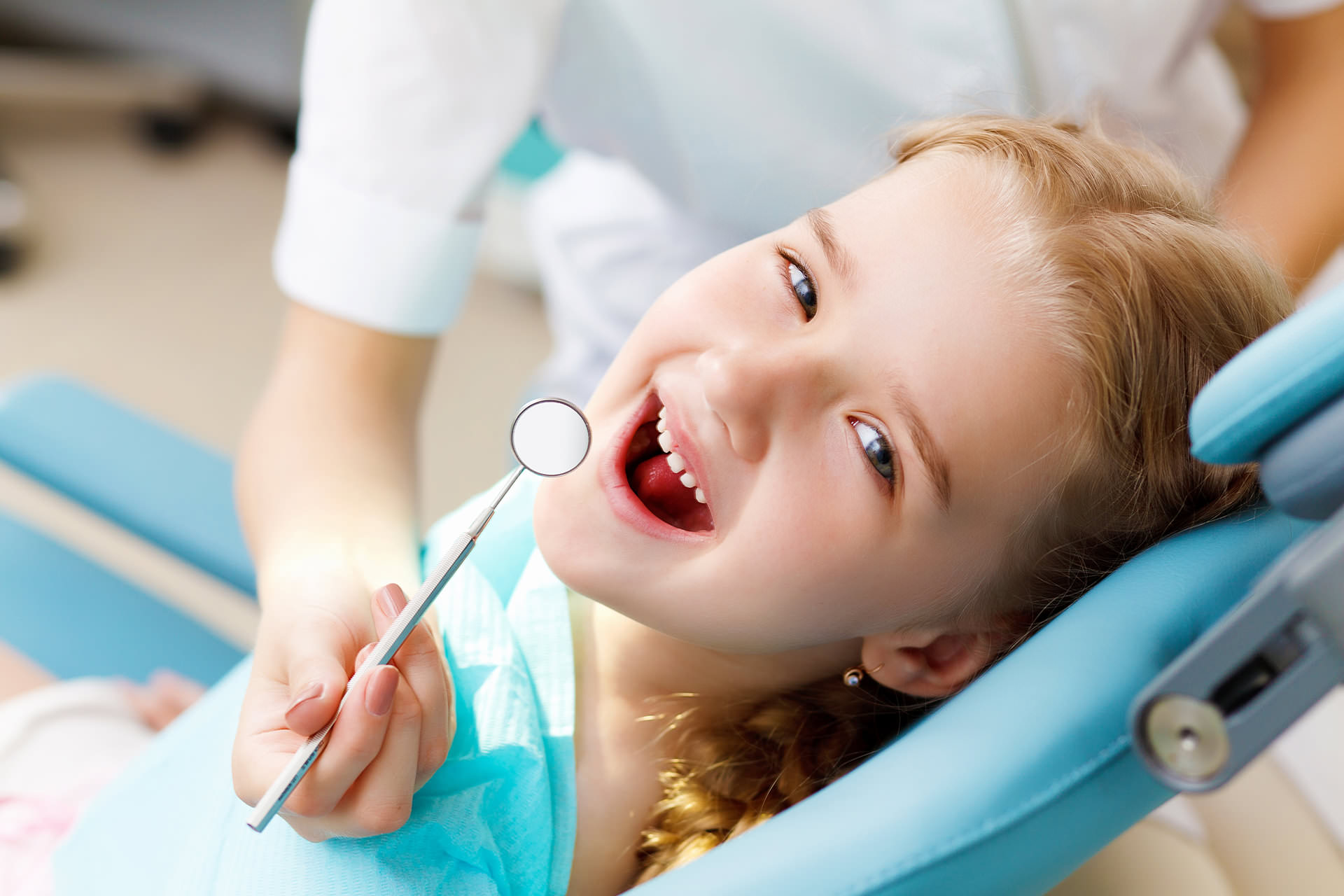 The Pediatric Dentists - Small Child in Chair