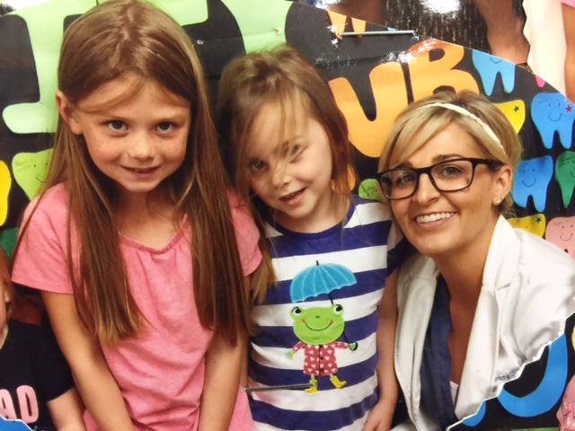 The Pediatric Dentists - Dr Lauren and Patients